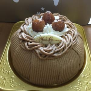今日もケーキ