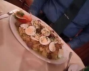 ポルトガル料理再び 2 ポルトガルの素朴料理に軍配!