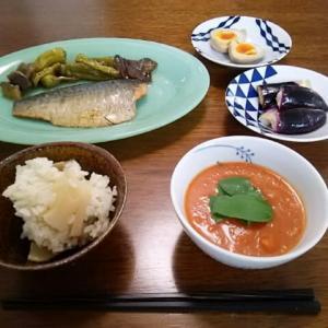 鯖を食して、秋刀魚を待つ