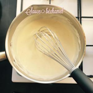 ベシャメルソース(ホワイトソース) /sauce béchamel