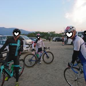 長野を走る③「諏訪湖へ」