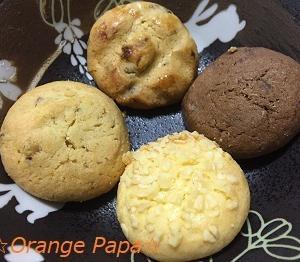 手作りのクッキー♪