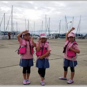 カヌーとヨットクルーズ体験