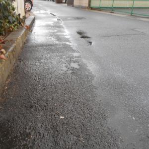 マイタウン芳泉(通り雨)
