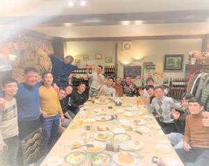 ベトナム人実習生と旧正月を祝う会 ~Chúc mừng năm mới~