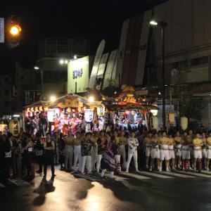 大館神明社例祭2日目 -本祭
