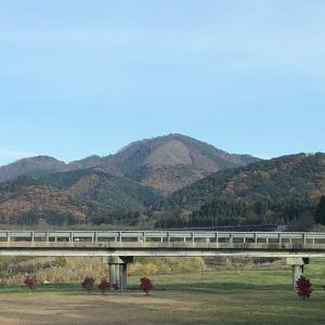 秋の鳳凰山