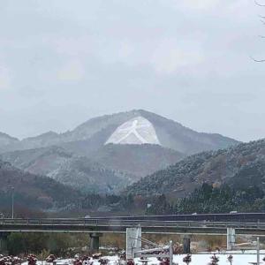 冬の鳳凰山
