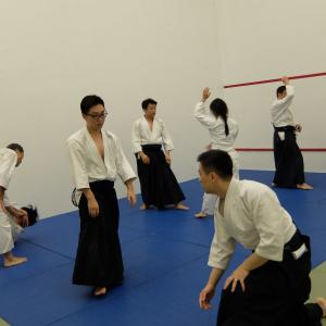 Aikikai Yubukan Thursday