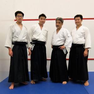 Aikikai Yubukan Thursday - Resume Day 6 -