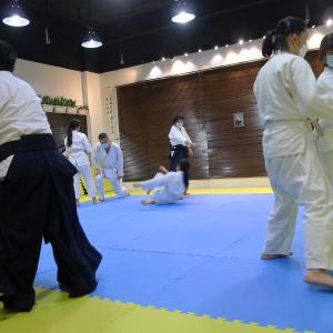 Aikikai Yubukan -Mitsunarijuku- Wednesday