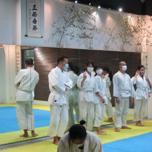 Yubukan -Mitsunarijuku- Free practice