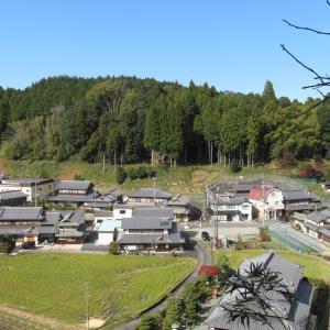 小川西之城(滋賀県甲賀市)