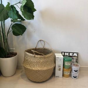 【IKEA購入品】おしゃれバッグの意外な使い方【原宿店に潜入】