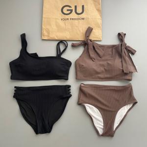 【GU】アラフォーが嬉しい水着を即買い!