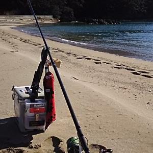 初釣りは何処へ?