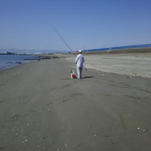キス釣り・・里浦周辺