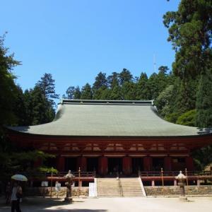 第十八番 比叡山 延暦寺