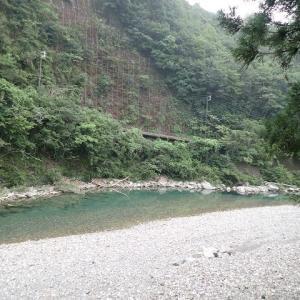 熊野・大塔川へ