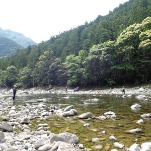 2021.5.11 三重県宮川上流 解禁日