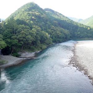 2021.6.1  日置川上流 前の川