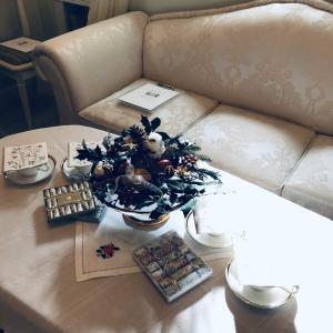 紅茶教室*クリスマスレッスン