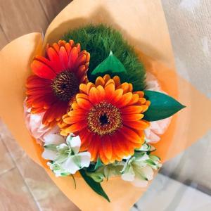 マリーちゃんのお花