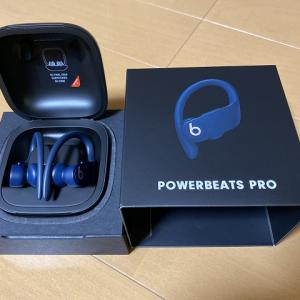 Beats by Dr.Dre Powerbeats Pro フィット感最高