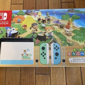 Nintendo Switch あつまれ どうぶつの森セット 良い色
