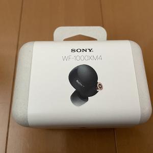 SONY WF-1000XM4 現時点最強ワイヤレスヘッドホン