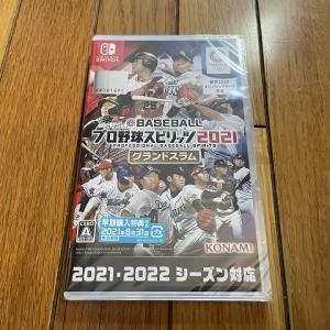 コナミ プロ野球スピリッツ2021 モード豊富
