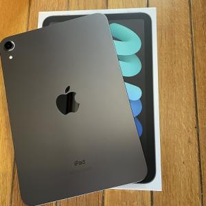 Apple iPad mini6 嬉しいフルモデルチェンジ