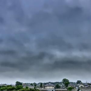 【2021年5月17日】もう梅雨入なのか? 早いですね。 / LSD練習&フィットネス (月曜日)