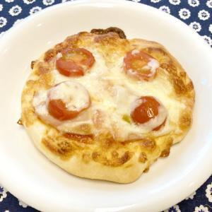 ピザパン レシピ
