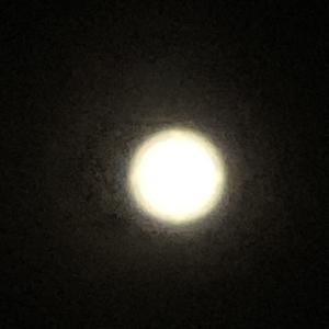 呪縛からの脱皮#満月と共に