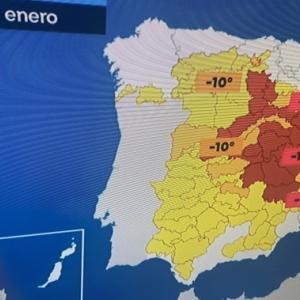 氷河期へ?スペイン古民家生活。そしてミシンから煙の巻