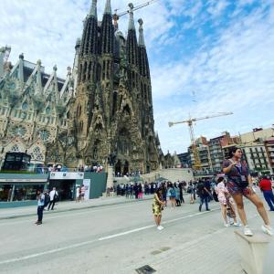バルセロナの祝日
