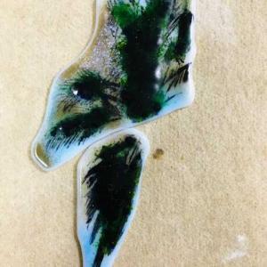 椰子の木の表現、2