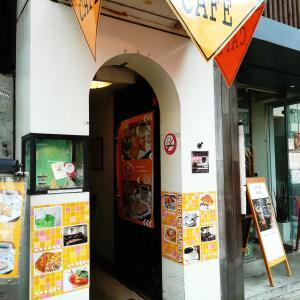 CAFE AALIYA@新宿三丁目