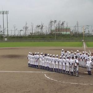 次女野球。