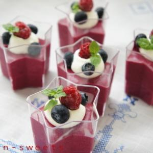 夏のおすすめムースケーキ&ストーリー⑯