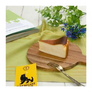 出店*cheese.cake.monster(ユニモールプチパンマルシェ)