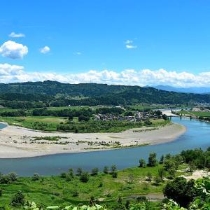 信濃川(小千谷市)