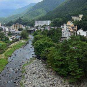 塩原温泉(栃木県那須塩原市)