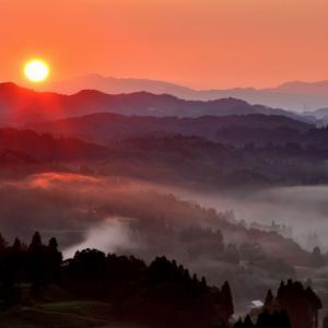 ふる里の朝景色(part 2)