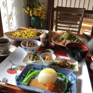 12月の古嶋の精進料理メニュー
