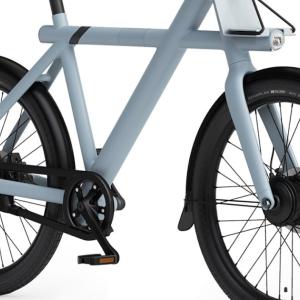 VanMoof X3 コロナ時代の通勤自転車