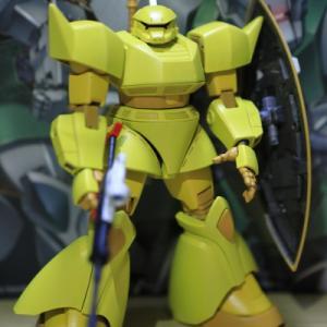 黄色いゲルググ