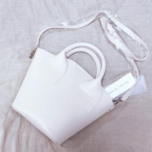 【レポ】綺麗めにも、カジュアルにも…な、バッグ