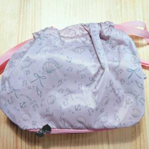 【レポ】子どもが喜ぶゆめかわカラー☆プールバッグとラップタオル♪
